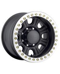 Raceline RT231-AL Monster Beadlock Wheel With Aluminum Ring