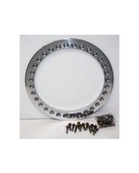 "Raceline Beadlock Ring 32 Holes System - Aluminum Polished 17"" Inch (RBL17-OUTER-ALUM)"