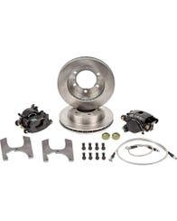Tacoma Rear Disc Brake Kit