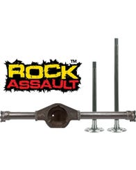 Rock Assault Samurai Rear Axle Housing Kit