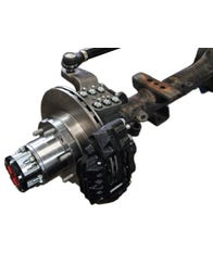 Trail-Gear FJ40 Knuckle Swap Kit