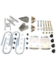 Low Range Rear Toyota to Chevy Spring Swap Kit