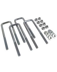 """OEM Style Metric Extended U-Bolts for Tundra and 2005+ Tacoma 216MM Long (8.5"""")"""