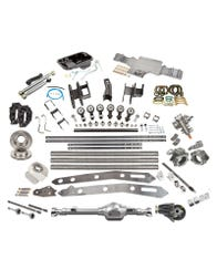 """Trail-Link 3 Front SAS Kit """"C"""" Tacoma 3.4L GRIZZLY 5.29 1996-2004"""