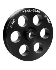 TG - Power Steering Serpentine Pulleys - 5 and 6 Rib