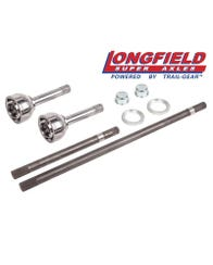 Longfield FJ80 30 Spline Birfield/Axle Super Set, Gun Drilled