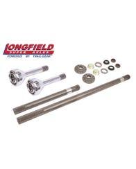 Longfield 30 Spline Birfield/Axle Super Set (Long Spline E-Locker) (FJ 40), Gun Drilled