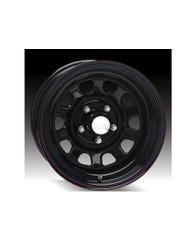Allied 51 - Black Daytona Wheel, 15x8, 5x5.5 Pattern (5158055)