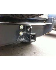 High Clearance Receiver Hitch Option for ARB FJ Cruiser Rear Bumper (5720020)