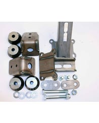 GM Vortec LS Series Engine Mount Kit by Advance Adapters (713088)