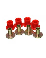 2005-2015 Toyota Tacoma Rack and Pinion Bushing Set | Red by Energy Suspension (8.10106R)