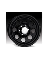 Allied 81 - Black Soft 8 Wheel, 15x8, 5x5.5 Pattern (8158055)