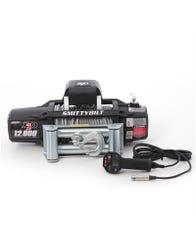 Smittybilt X2O-12K Waterproof Wireless Winch Gen2