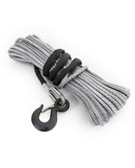 Smittybilt 8,000 Pound XRC Synthetic Winch Rope, 100 Foot Length