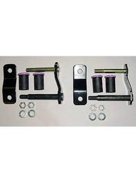 Leaf Spring Shackle Pair, Stock Height, 95-04 Tacoma