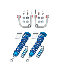 King Coilover / All-Pro Uni-ball Control Arm Package For 2003-2009 Toyota 4Runner and 2007-2009 Toyota FJ Cruiser (KST-25001-124-EXT and AP-306706)