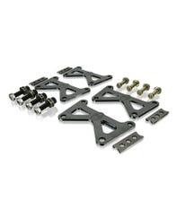 "Spidertrax Double Shear Rear Caliper Brackets (14"" Rotor)"
