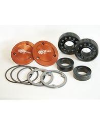 RCV Dana 60 35 Spline Drive Flange Kit for Traditional Spindle
