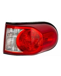 2007-2014 Toyota FJ Cruiser Taillamps/Taillights