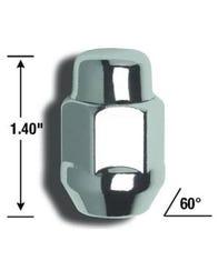Gorilla Acorn Bulge Lug Nuts - 12mm x 1.5 (Various Quantities)