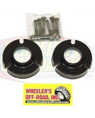 """95-04 TACOMA & 96-02 4RUNNER,99- 06 TUNDRA, SEQUOIA Daystar 1.25"""" Spacer Kit with Studs"""