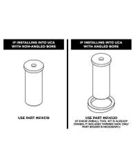 Delta Joint Install Press Adapter Tube (614519 /614520)