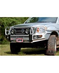 Suzuki Equator ARB Deluxe Winch Bar - 3438280