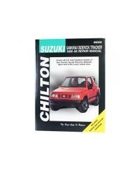 Suzuki Samurai, Sidekick Chiltons Manual, 66500