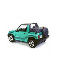 1995-1998 Suzuki Sidekick/Tracker Bestop Windjammer