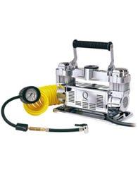 Superflow Masterflow MV-89 Air Compressor, Chrome, MF-1089