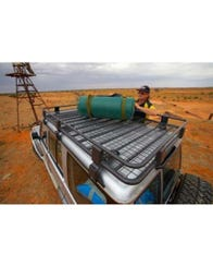ARB Steel Roof Rack Basket with Mesh Floor 87 X 44 Inches (3800040M)