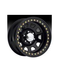 Raceline RT-51 Black Daytona Beadlock Wheels