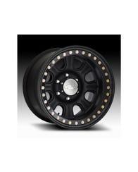 Raceline RT231 Monster Beadlock Wheel, 17x9.5, 5x5 Pattern (RT231-79550-32-ST)
