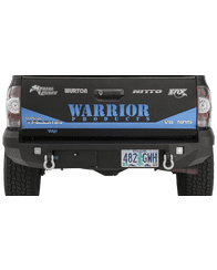 2005-2016 Toyota Tacoma Lower Tailgate Cover by Warrior Products