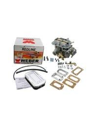Samurai Weber 32/36 Carburetors