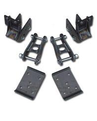 Sky's Off-Road Design - Suzuki Samurai Rear YJ Spring Swap Kit