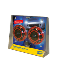 HELLA Supertone 12V High Tone/Low Tone Twin Horn Kit (003399803)