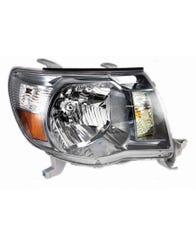 2005-2011 Toyota Tacoma Headlamps/Headlights Assembly Black