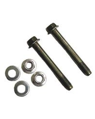 (2) Bolts, (2) Washers and (2) Nuts for 05+ Tacoma Main Eye Spring Mounts & Other Applications