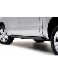 AMP Research Powerstep Running Boards for 2007+ Tundra Double Cab, CrewMax,'08+ Sequoia (75137-01A)