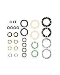 Samurai Knuckle Rebuild Kit with Wheel Bearings