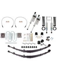 Trail-Pro Lift Kit for 16+ Tacoma by Wheeler's Off-Road