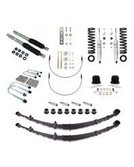 Trail-Pro Lift Kit for 98-04 Tacoma by Wheeler's Off-Road