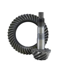 High performance Yukon Ring & Pinion gear set for Toyota Clamshell Front Axle, 4.56 ratio, thick